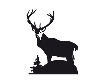 Product picture Window Sticker no.UL814 Deer