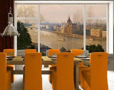 Immagine del prodotto XXL Pellicola per vetri - Budapest...