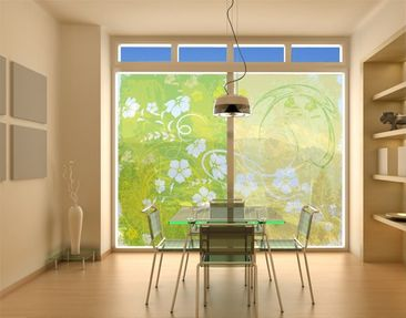 Product picture XXL Window Mural Springtime