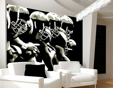 Produktfoto Photo Wall Mural American Football