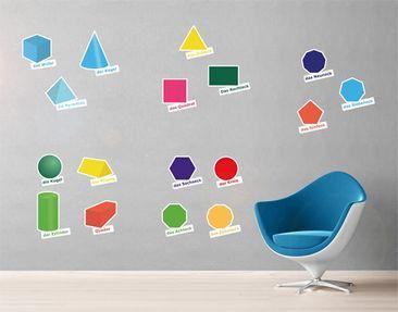 Produktfoto Wall Decal no.AC155 Formen
