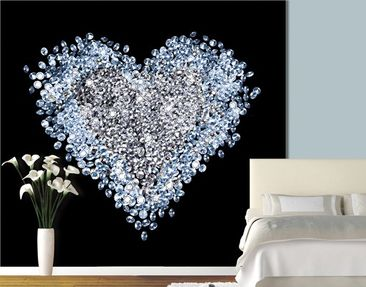 "Product picture Photo wall mural no.131 ""HEART OF..."