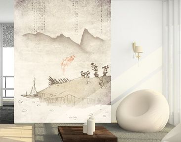 "Produktfoto Photo wall mural no.151 ""ASIAN SILENCE""..."