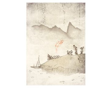 """Product picture Photo wall mural no.151 """"ASIAN SILENCE""""..."""