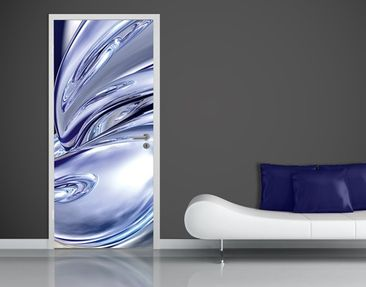 "Product picture Photo wall mural door no.26 ""LIGHTS""..."
