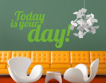 Product picture Wall Decal no.EV1 Your Day