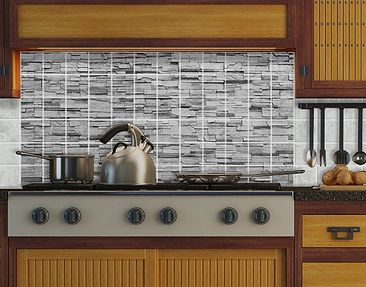Product picture Tile Mural Patagonia Stonewall