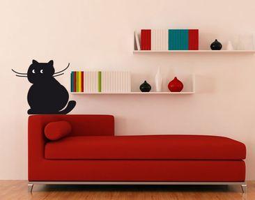 Wandtattoo Katze Katzen Wandtattoos Kaufen Tier Wandtattoos