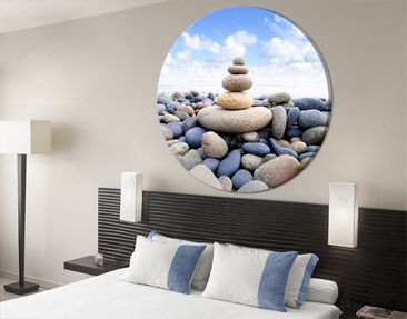 Product picture Canvas Art Circle Garden Eden