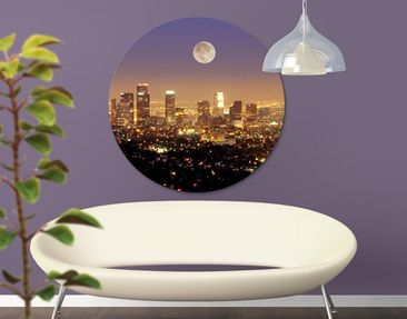 Produktfoto Canvas Art Circle L.A. Nights