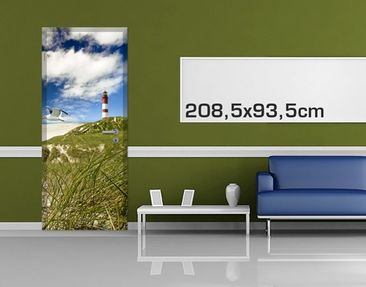 Product picture Door Photo Wall Mural Dune Breeze
