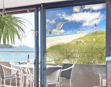 Produktfoto Window Mural Dune Breeze