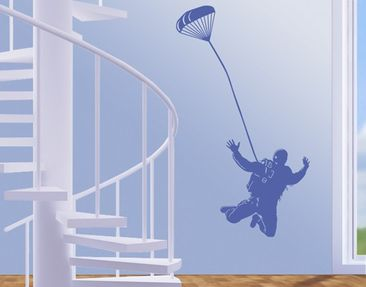 Produktfoto Wall Decal no.1205 Base Jump