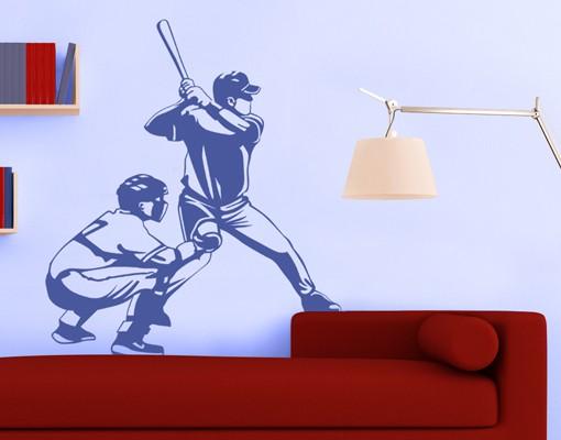 Produktfoto Wandtattoo No.1206 Baseball