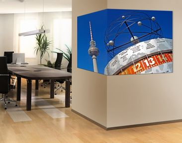 Product picture Corner Canvas Art Berlin Alexanderplatz...