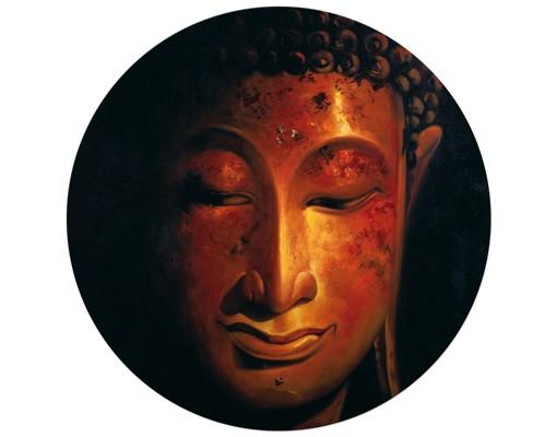 Produktfoto Leinwandbild Kreis Madras Buddha