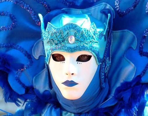 Produktfoto Selbstklebendes Wandbild Venice Carnival