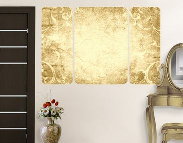Product picture Wall Mural Parchment With Ornamentation...