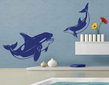 Immagine del prodotto Adesivo murale no.TA114 Marine Animals
