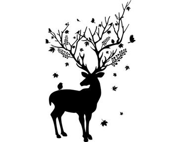 Product picture Wall Decal no.FB141 Deer