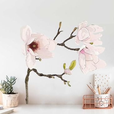 Produktfoto Wall Decal no.631 Painted Magnolia