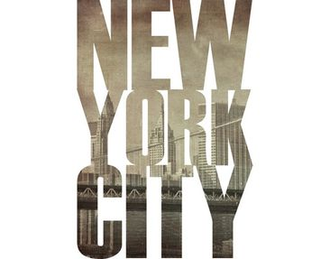 Product picture Wall Decal no.JS52 New York City