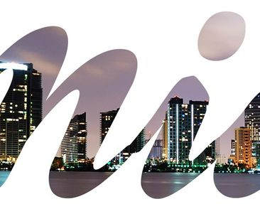 Product picture Wall Decal no.JS51 Miami