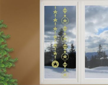 Product picture Window Sticker no.1231 Shackle Of Stars