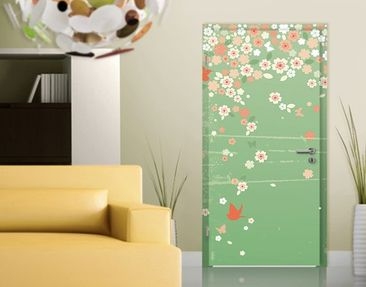 Produktfoto Door Photo Wall Mural no.EK236 Spring...