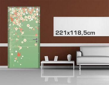 Product picture Door Photo Wall Mural no.EK236 Spring...
