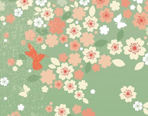 Produktfoto Fliesenbild No.EK236 Spring Background