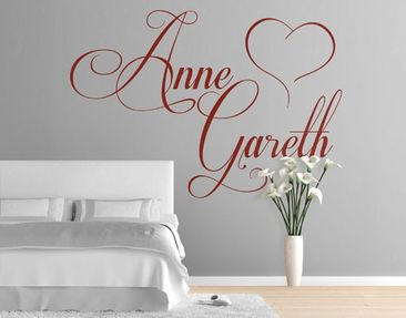 Produktfoto Wall Decal no.SK12 Your Own Words...