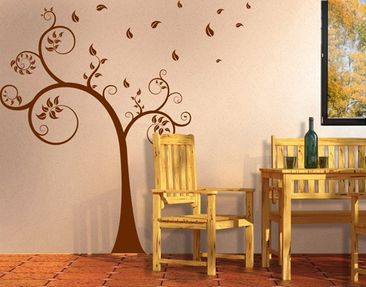 Produktfoto Wall Decal no.CA25 Autumn Tree