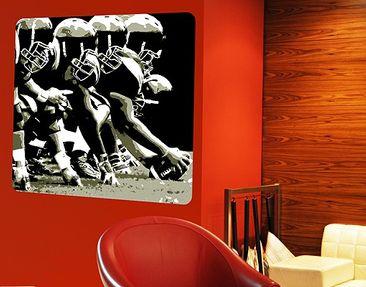 Produktfoto Wall Mural American Football