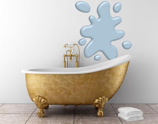 Produktfoto Wandtattoo No.UL956 Wasserflecken