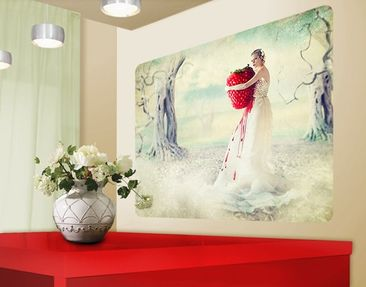 Produktfoto Wall Mural Strawberryprincess