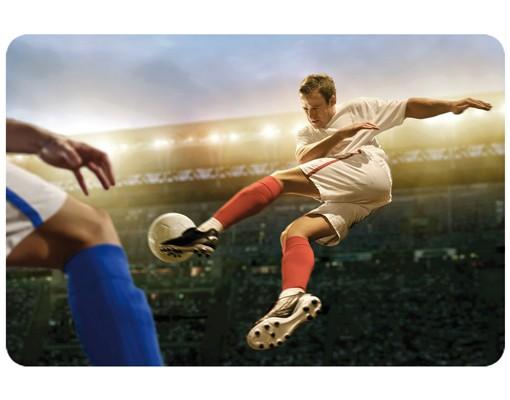Produktfoto Selbstklebendes Wandbild Stadionsjubel
