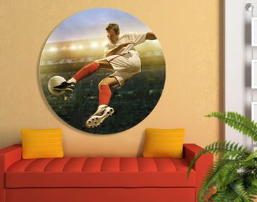 Product picture Canvas Art Circle Stadium-Jubilation