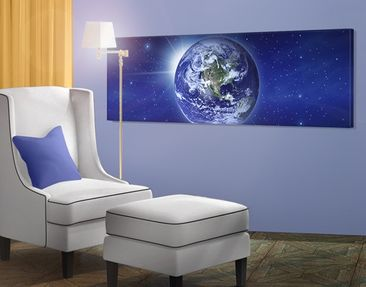 Product picture Canvas Art no.38 Earth Into The Sky...