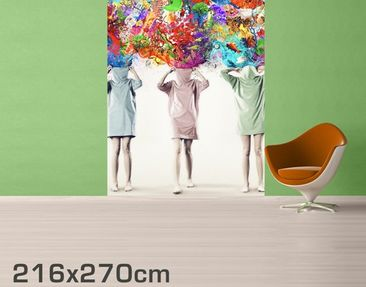 Product picture Photo Wall Mural Brain Explosions