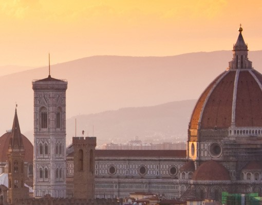 Produktfoto Leinwandbild No.31 Florenz 120x40cm