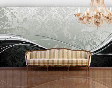 Produktfoto Mustertapete selbstklebend - Swinging Baroque