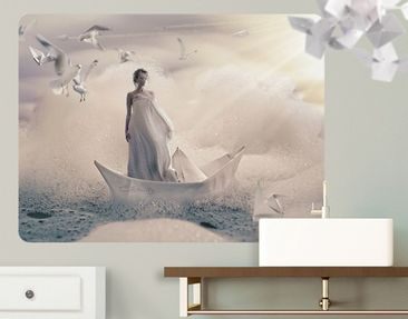 Product picture Wall Mural Eternal Journey