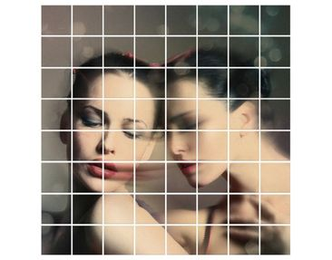 Product picture Tile Mural Seduction