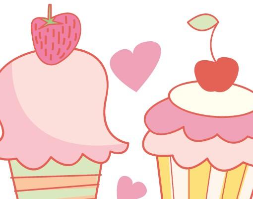 Produktfoto Wandtattoo No.EV46 Sweets