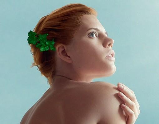Produktfoto Selbstklebendes Wandbild Mother Nature Triptychon I