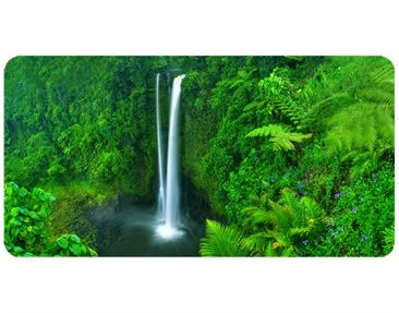 Product picture Wall Mural Waterfall Paradise