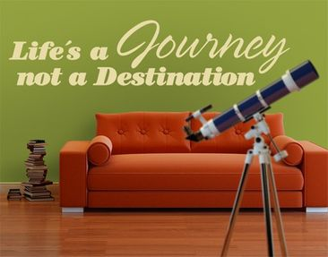 Immagine del prodotto Adesivo murale no.EK24 Life's A Journey