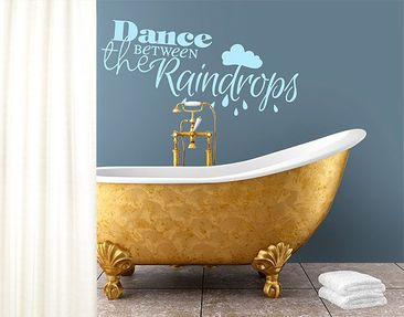 Product picture Wall Decal no.EV68 Dance Between The...