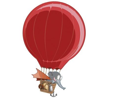 Produktfoto Wandtattoo Elefant Fliegender Bauernhof Elefant